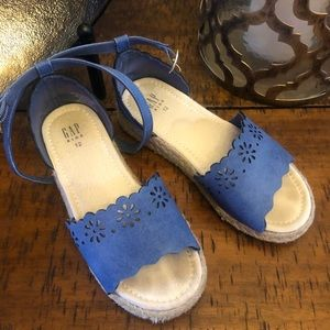 Gap Girls sandals size 12